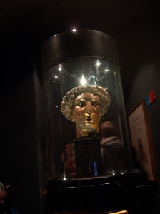 The Head of Sulis Minerva.