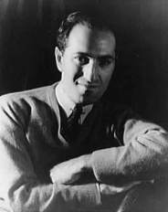 George Gershwin, my favourite American composer.