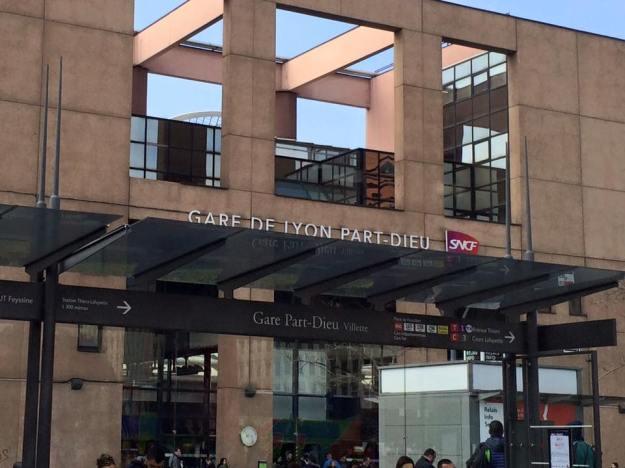 Gare de Lyon Part-Dieu