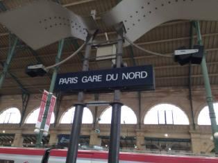 Paris Gare du Nord